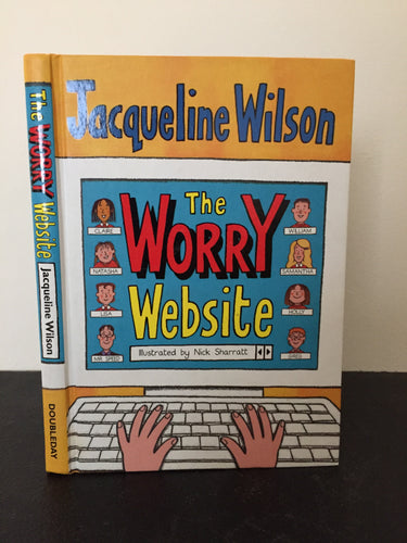 The Worry Website (signed)