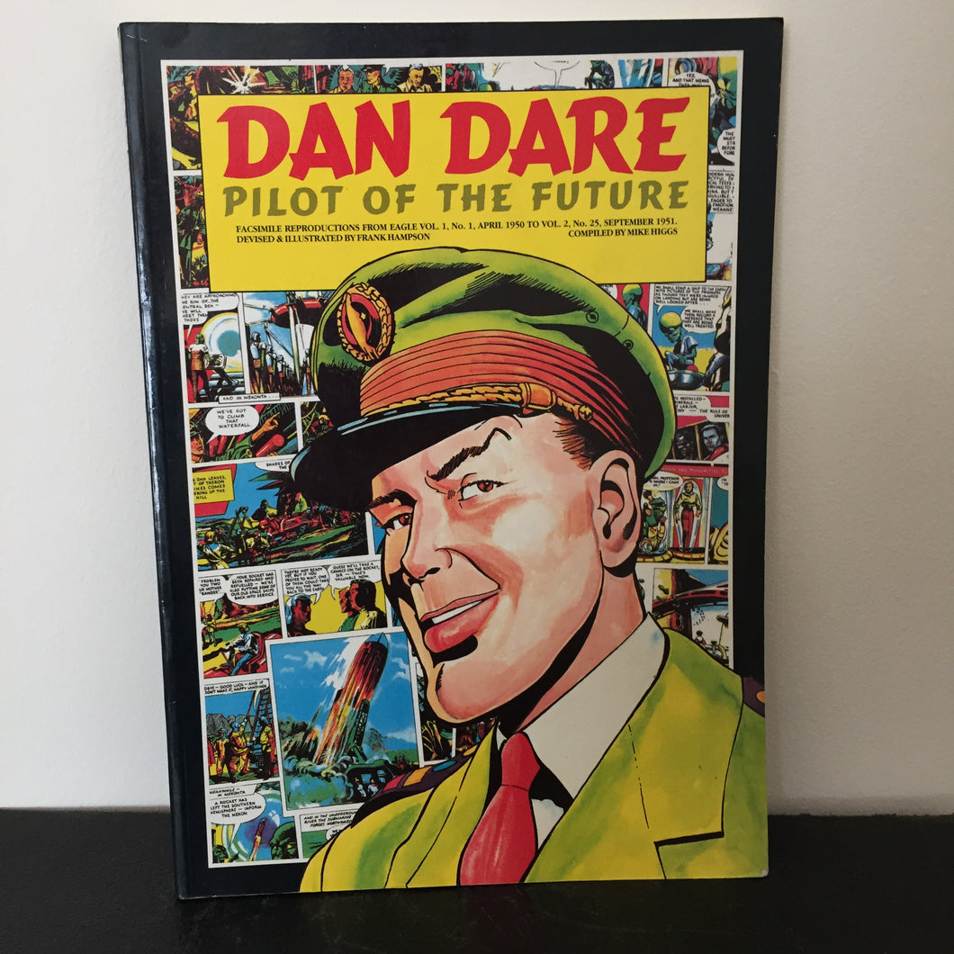 Dan Dare - Pilot of the Future.