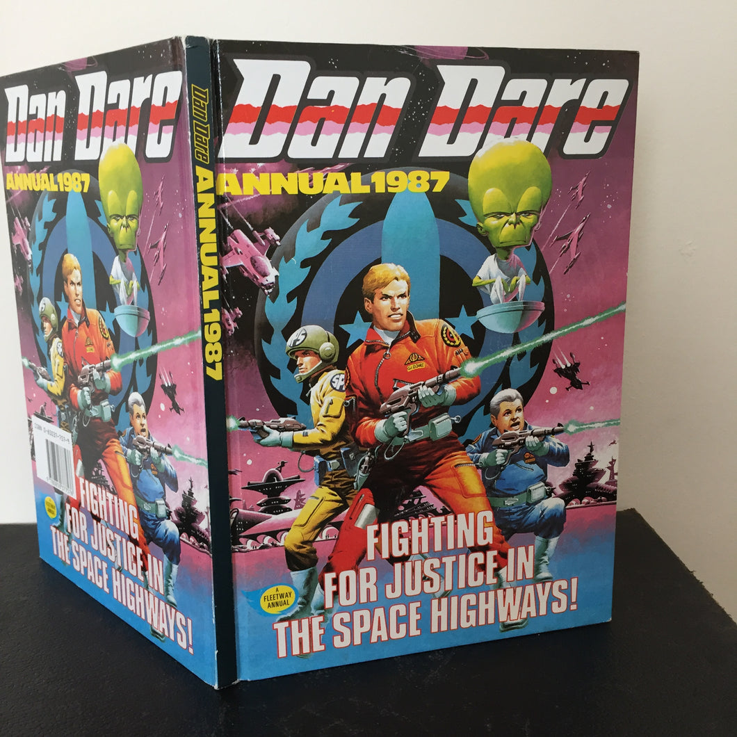 Dan Dare Annual 1987