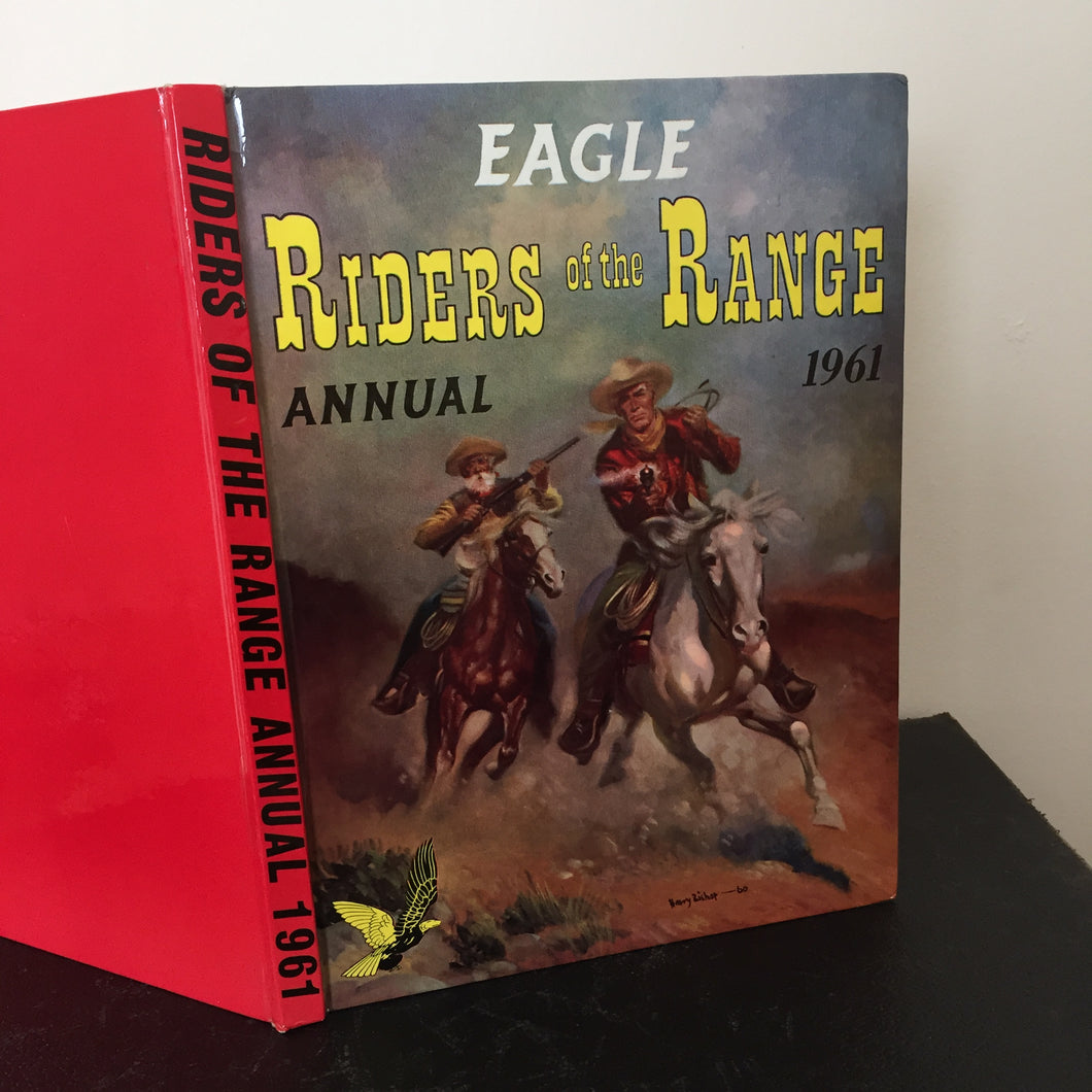 The Eagle Riders of the Range Annual 1961