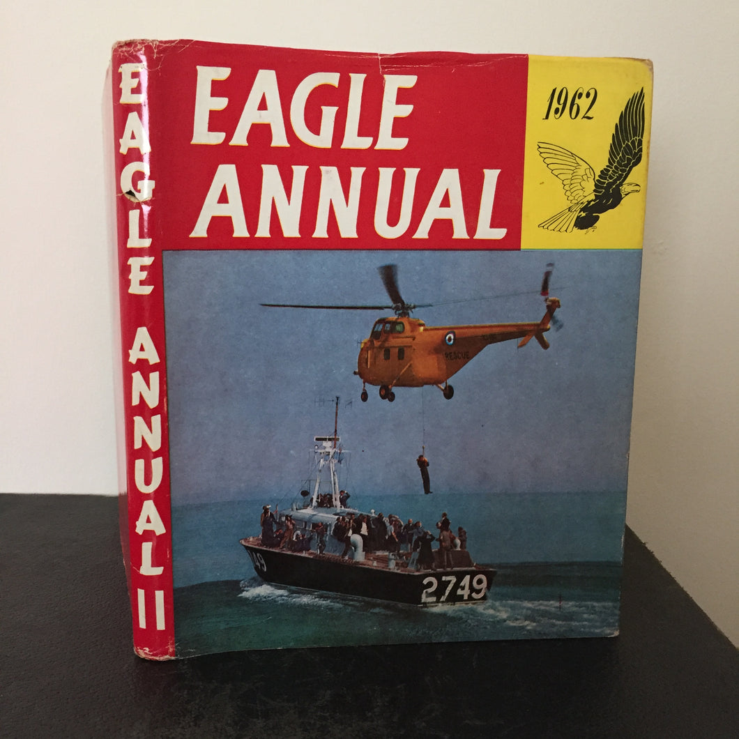 Eagle Annual Number 11 1962