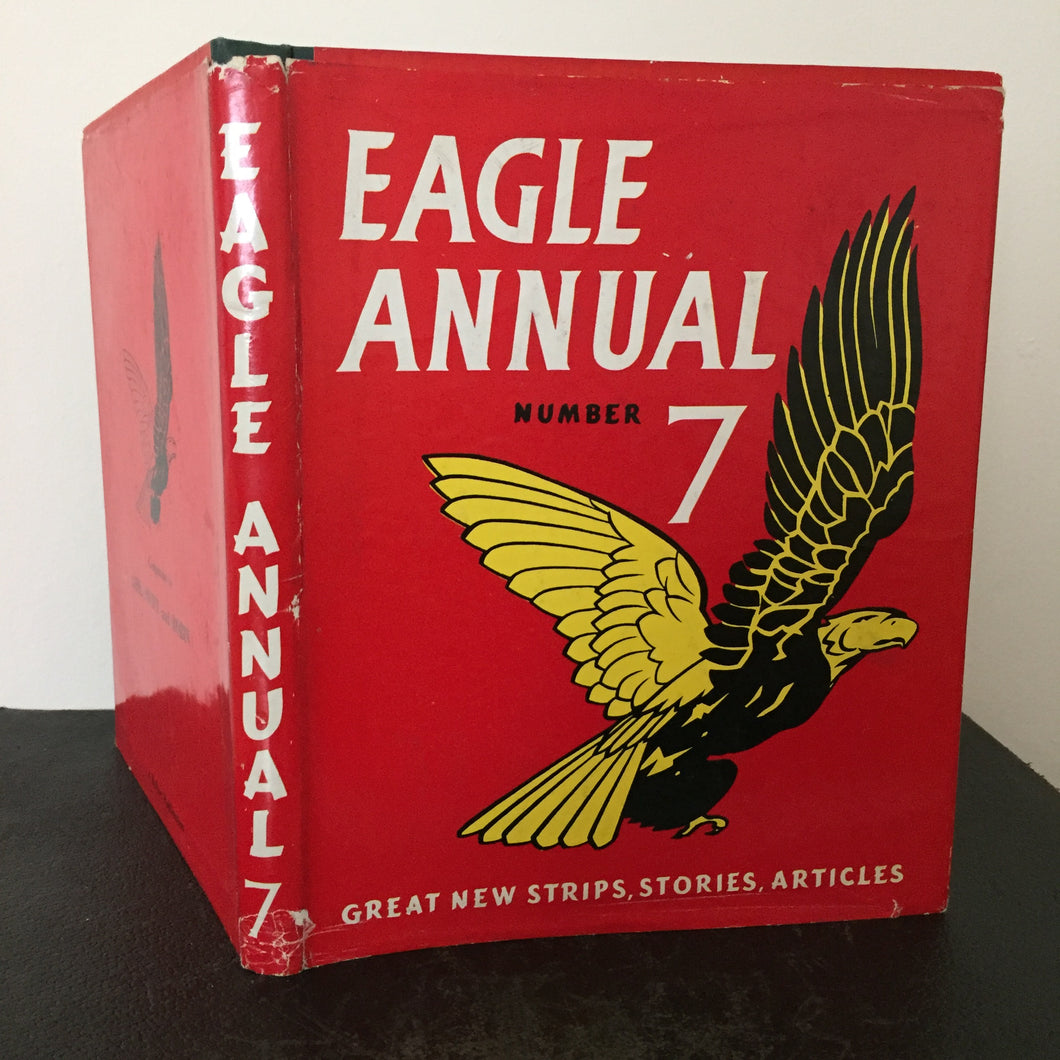 Eagle Annual Number 7