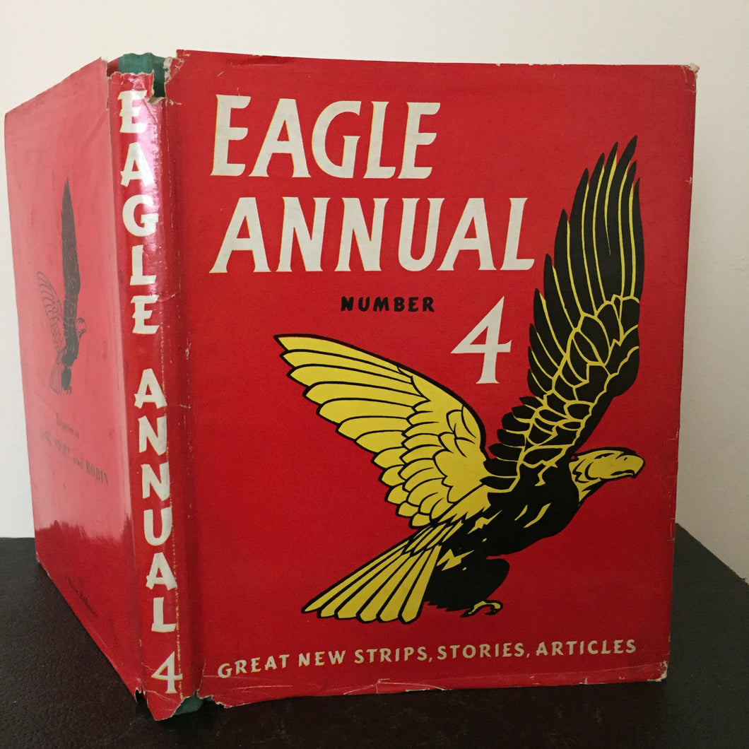 Eagle Annual Number Four