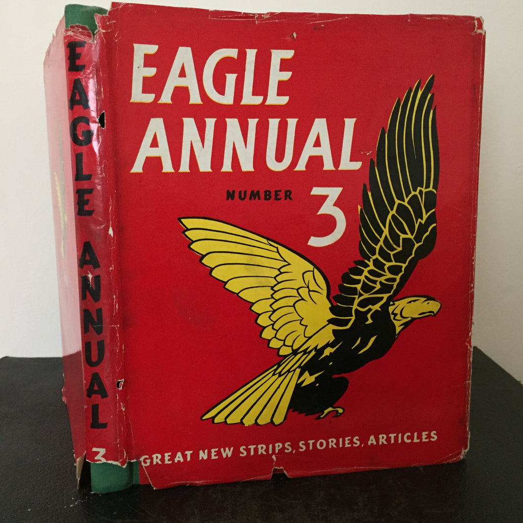 Eagle Annual Number Three