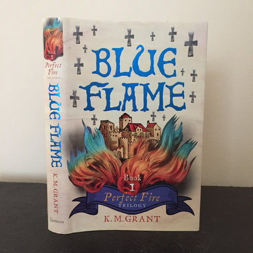 Blue Flame - Book 1 Perfect Fire Trilogy