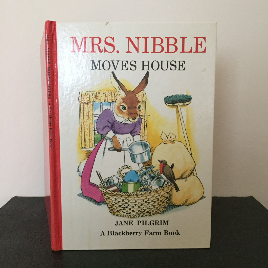 Mrs Nimble Moves House