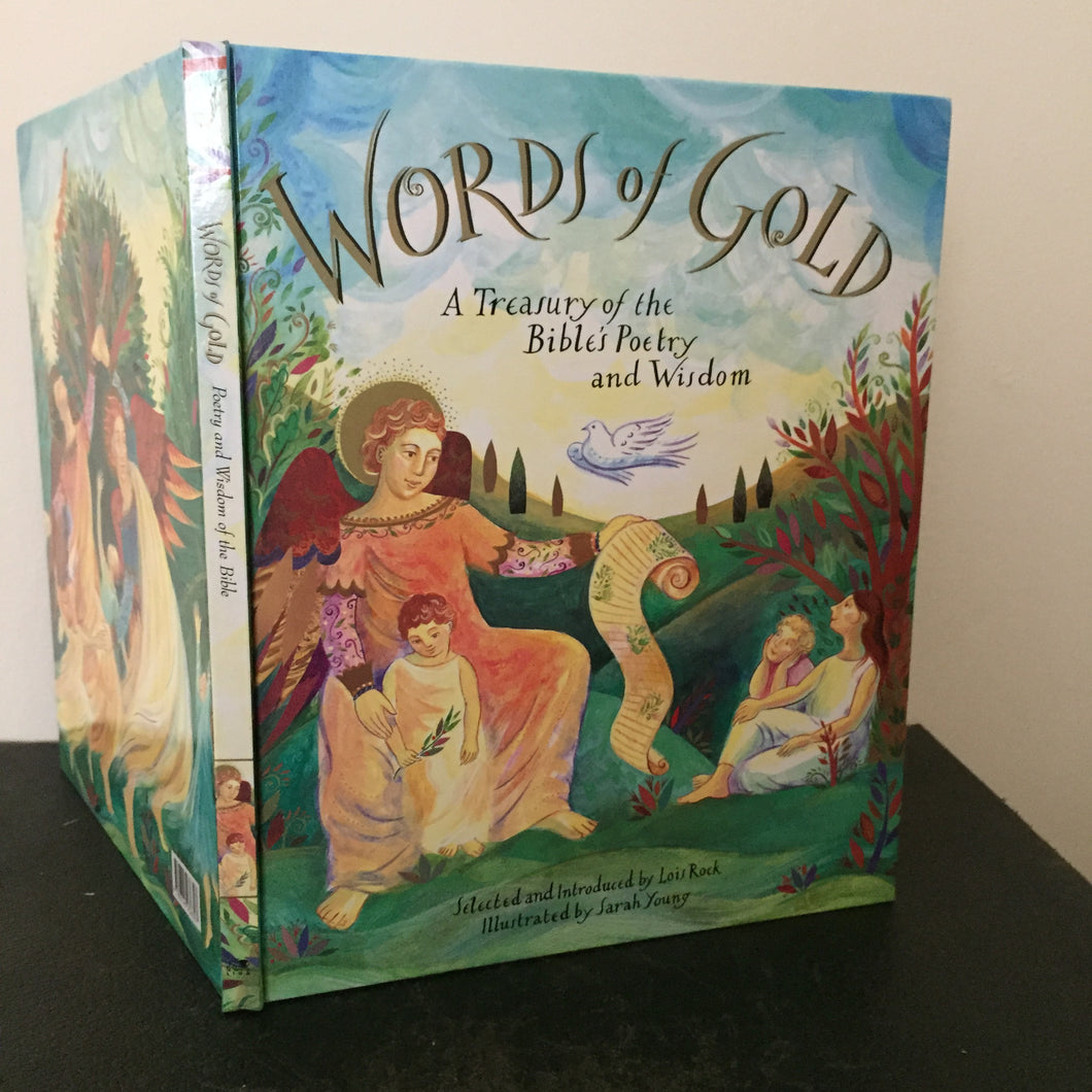 Words of God: A Treasury of the Bible's Poetry and Wisdom