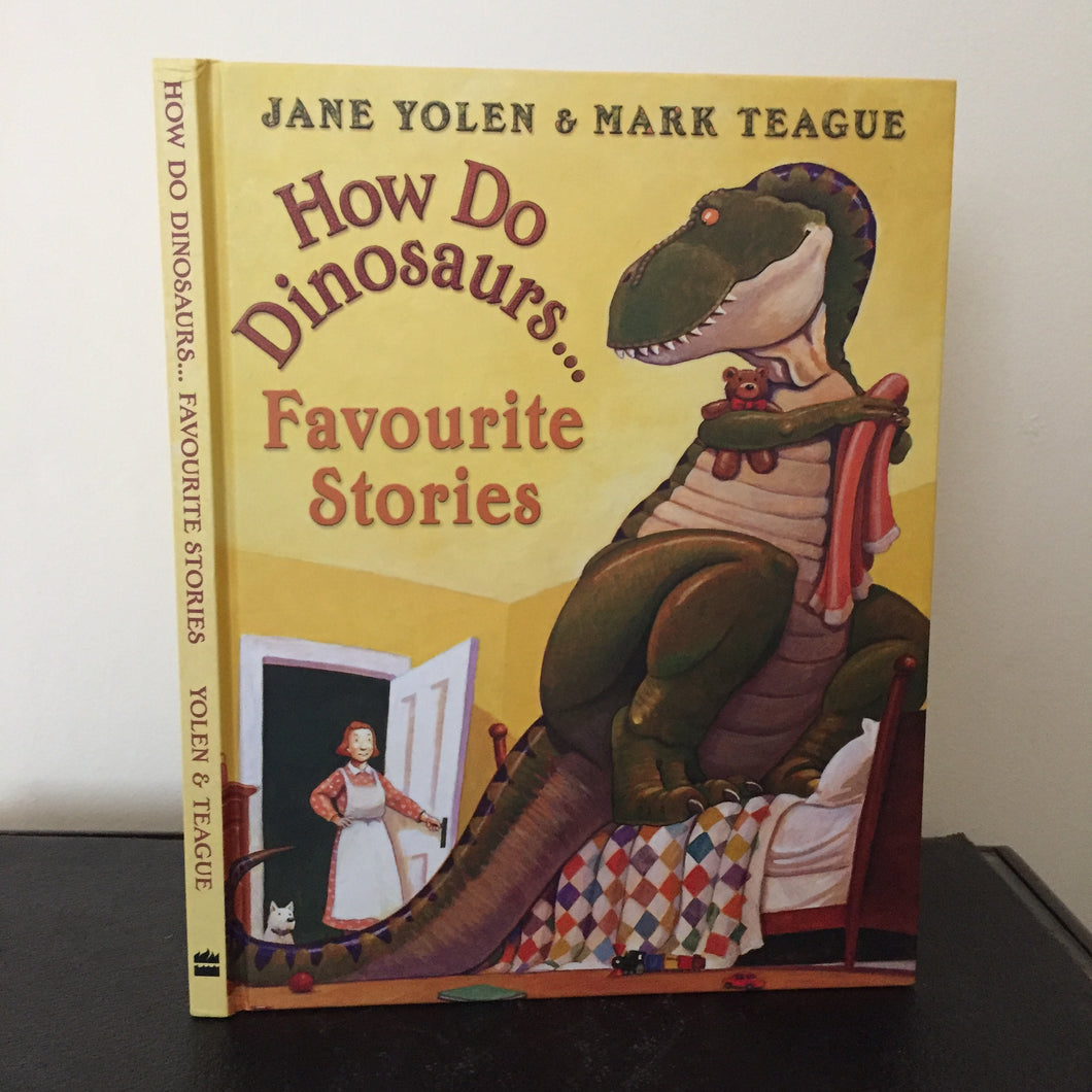 How Do Dinosaurs….Favourite Stories