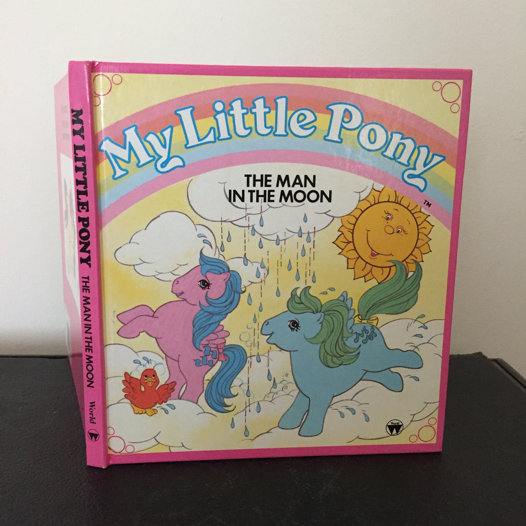 My Little Pony: The Man in the Moon and The Treasure Hunt