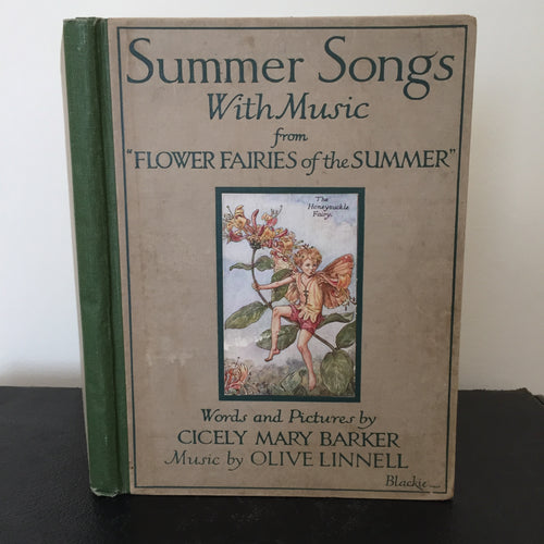 Summer Songs With Music from 'Flower Fairies of the Summer'