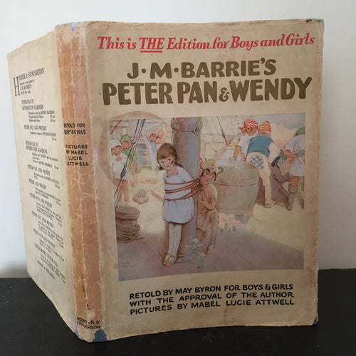 J.M. Barrie's Peter Pan and Wendy