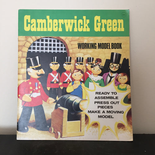 Camberwick Green - Working Model Book