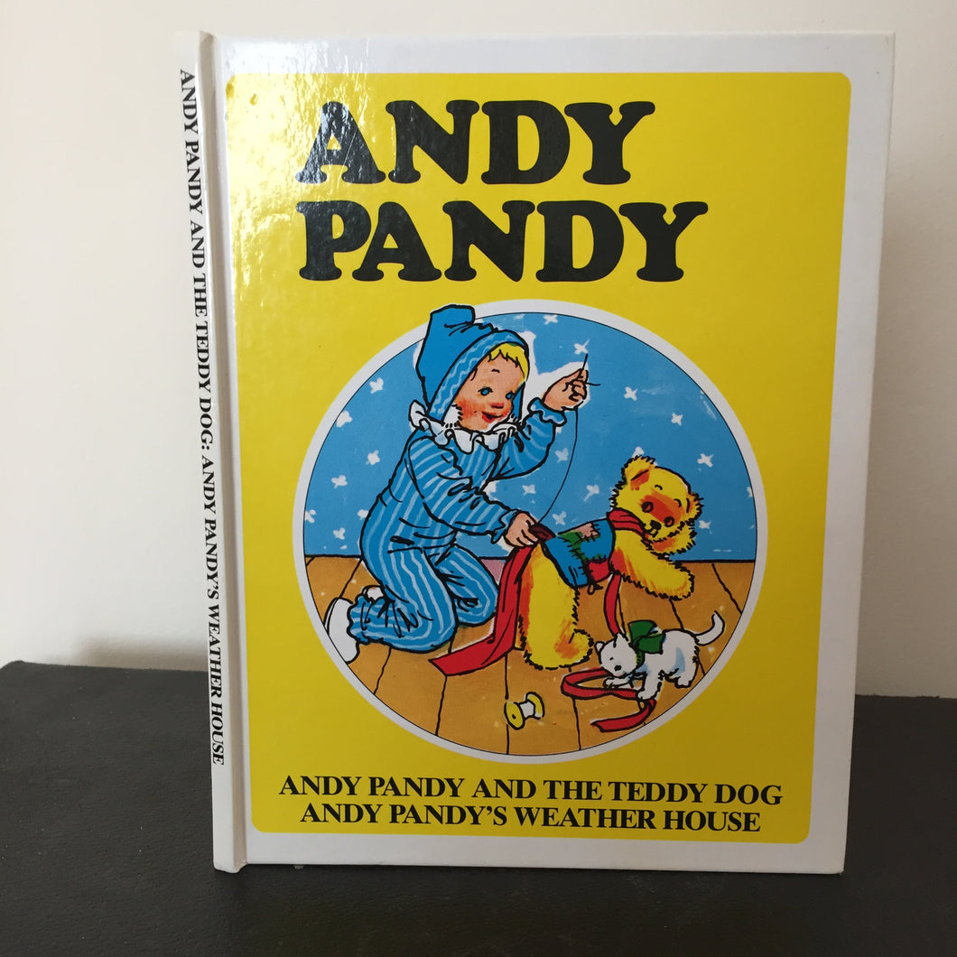 Andy Pandy and The Teddy Dog. Andy Pandy's Weather House