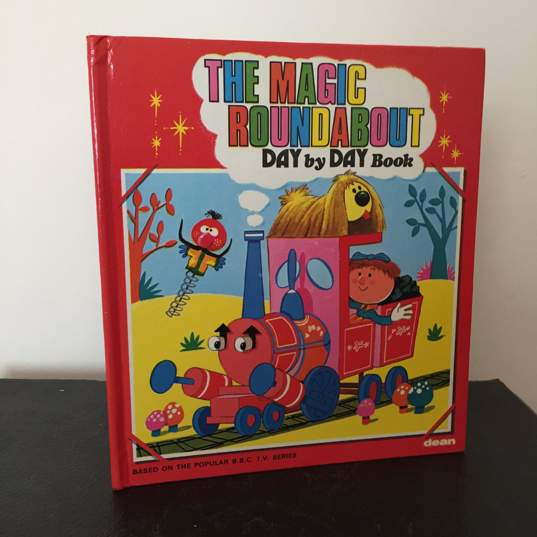 Magic Roundabout. Day by Day Book