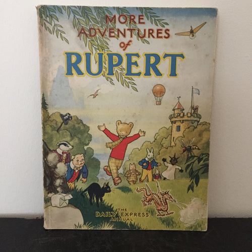 More Adventures of Rupert (Annual 1947)
