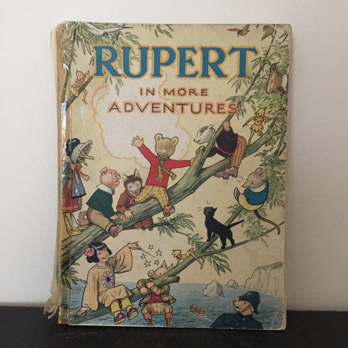 Rupert In More Adventures (Annual 1944)