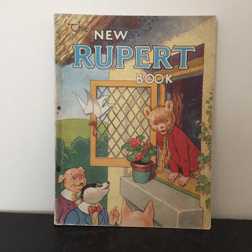 The New Rupert Book (Annual 1946)