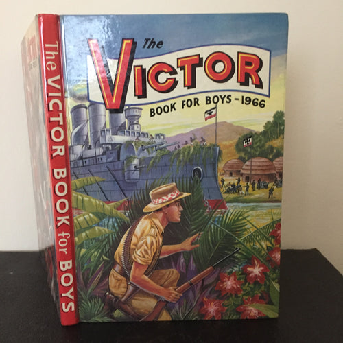 The Victor Book For Boys Annual 1966