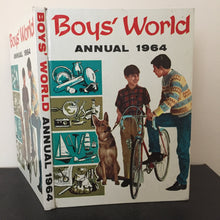 Boy's World Annual 1964