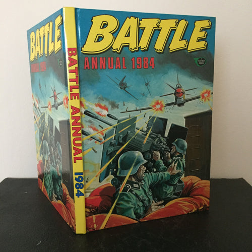 Battle Annual 1984