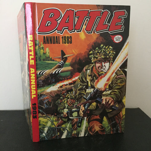 Battle Annual 1983