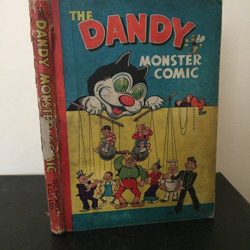 The Dandy Monster Comic 1948