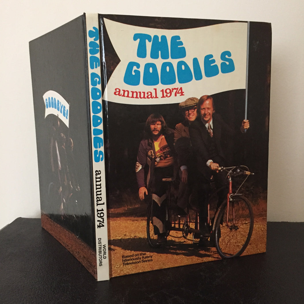 The Goodies Annual 1974