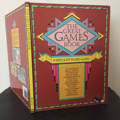 The Great Games Book: Fourteen Brilliant Board Games.