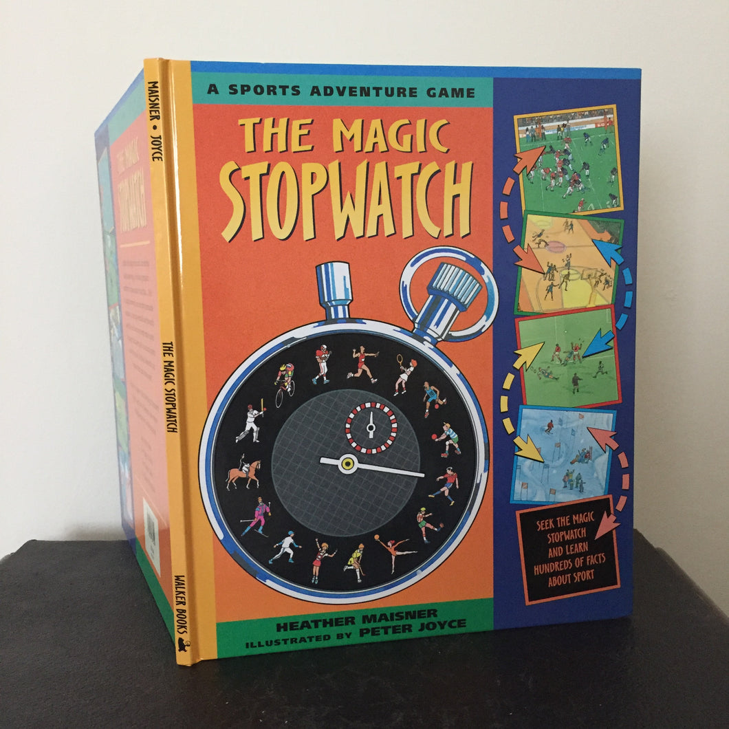The Magic Stopwatch