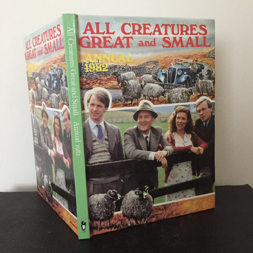 All Creatures Great and Small Annual 1982