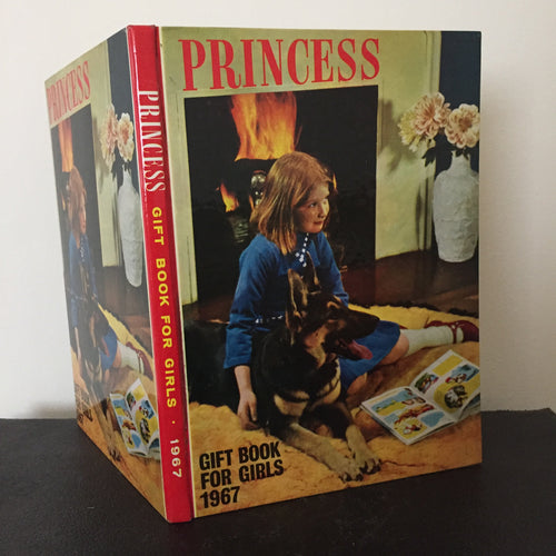 Princess Gift Book For Girls 1967