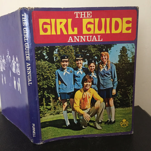The Girl Guide Annual for 1972