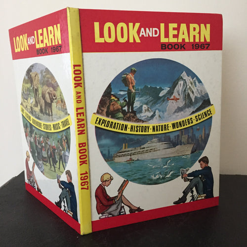 Look and Learn Book 1967