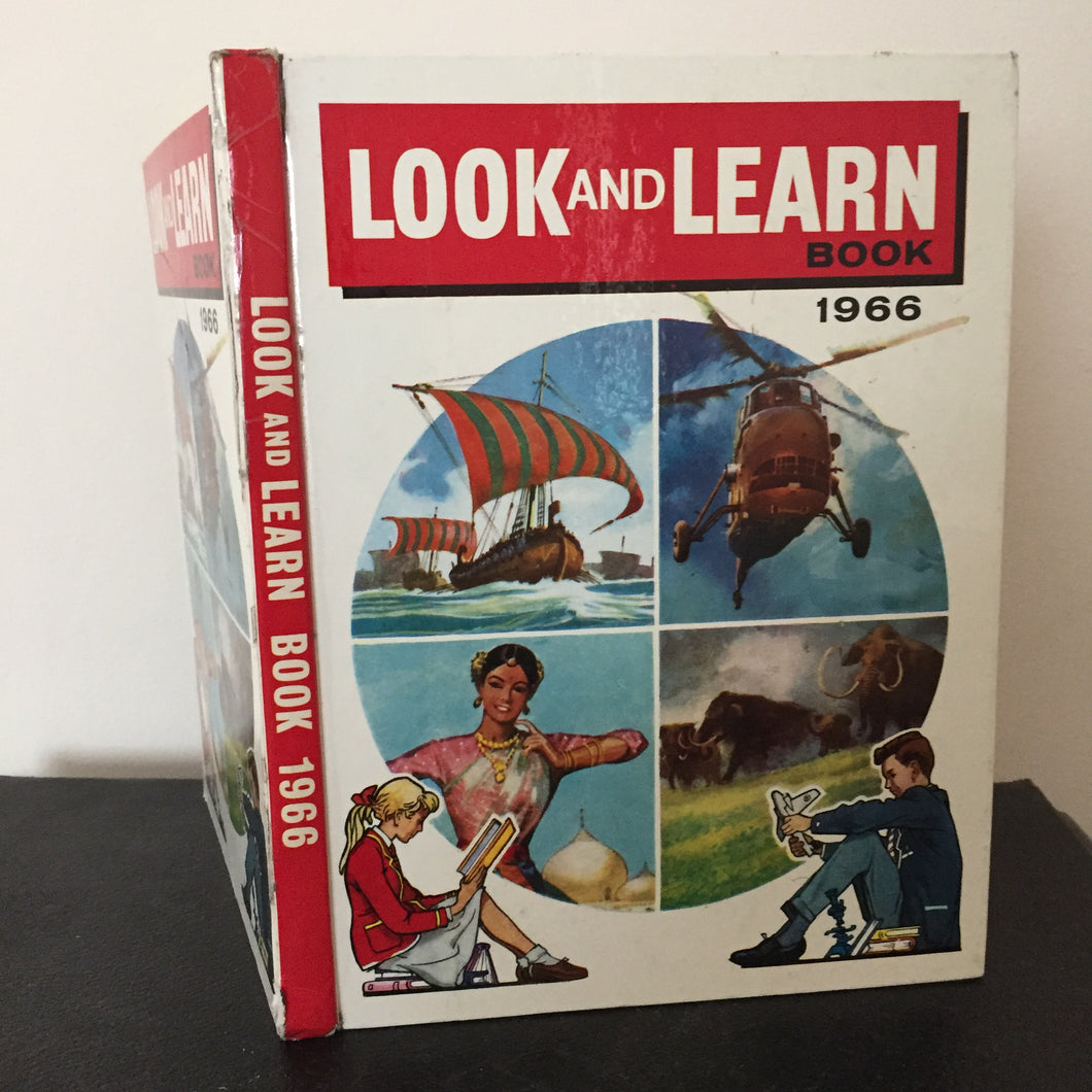Look and Learn Book 1966