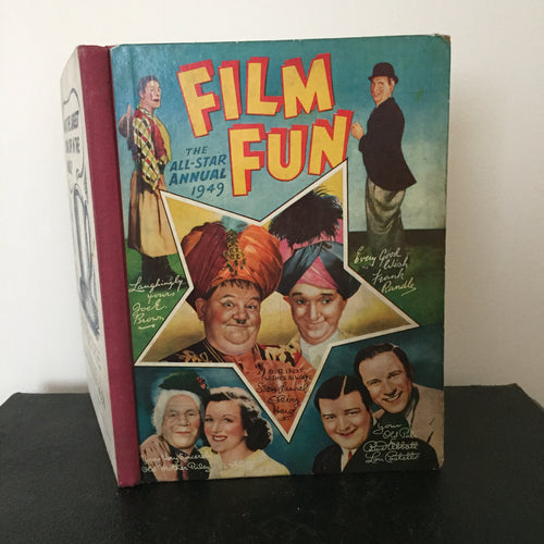 Film Fun Annual 1949