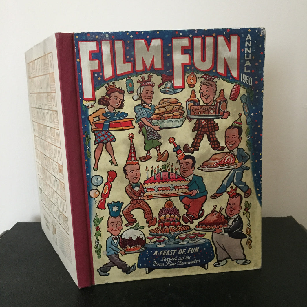 Film Fun Annual 1950