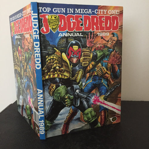 Judge Dredd Annual 1989  (2000AD)