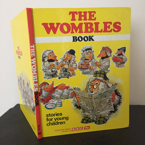 The Wombles Book - Stories for young children
