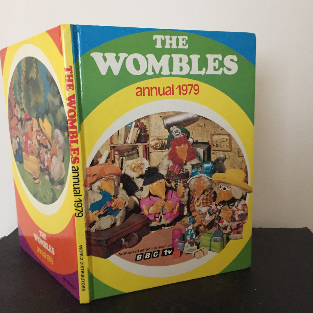The Wombles Annual 1979
