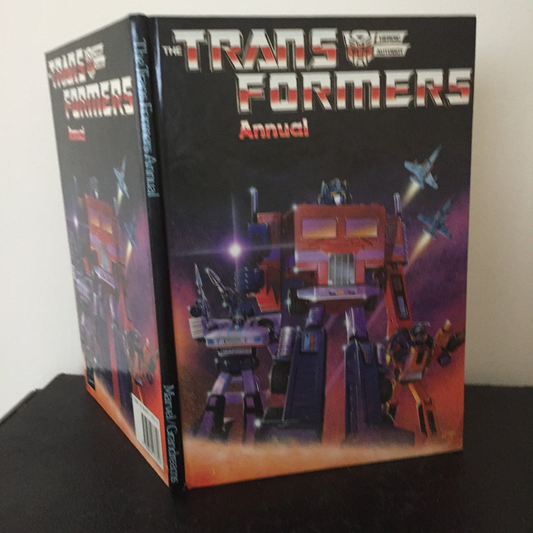 The Transformers Annual 1985