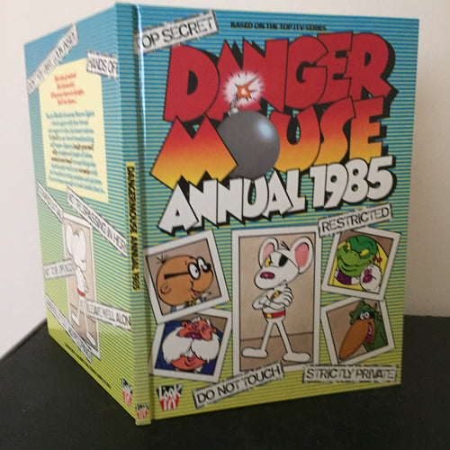 Danger Mouse Annual 1985