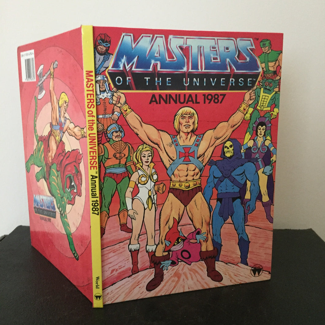 Masters of the Universe Annual 1987