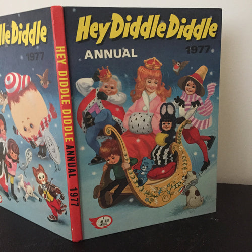 Hey Diddle Diddle Annual 1977