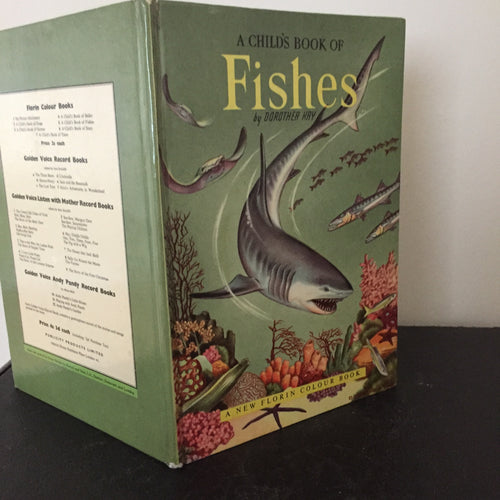A Child's Book of Fishes