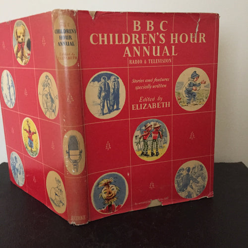 BBC Children's Hour Annual 1954
