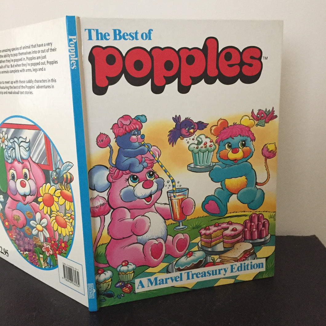 The Best of Popples - Treasury Edition