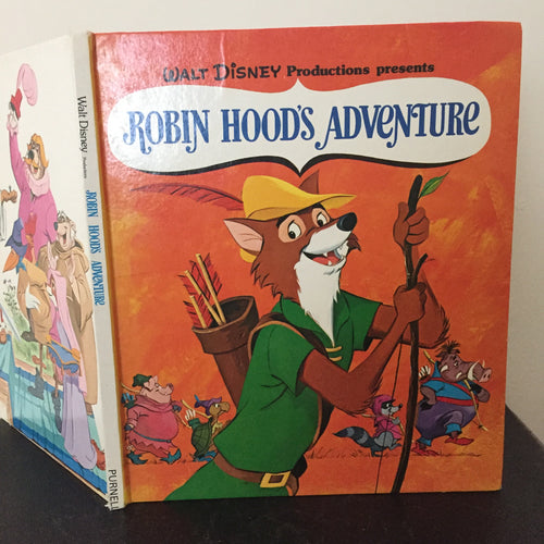 Robin Hood's Adventure