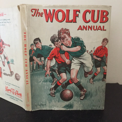 The Wolf Cub Annual 1957