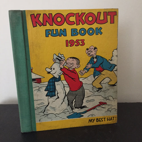 Knockout Fun Book 1953