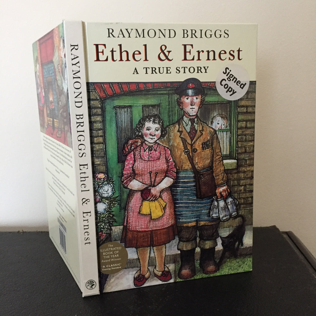 Ethel & Ernest. A True Story (Signed)